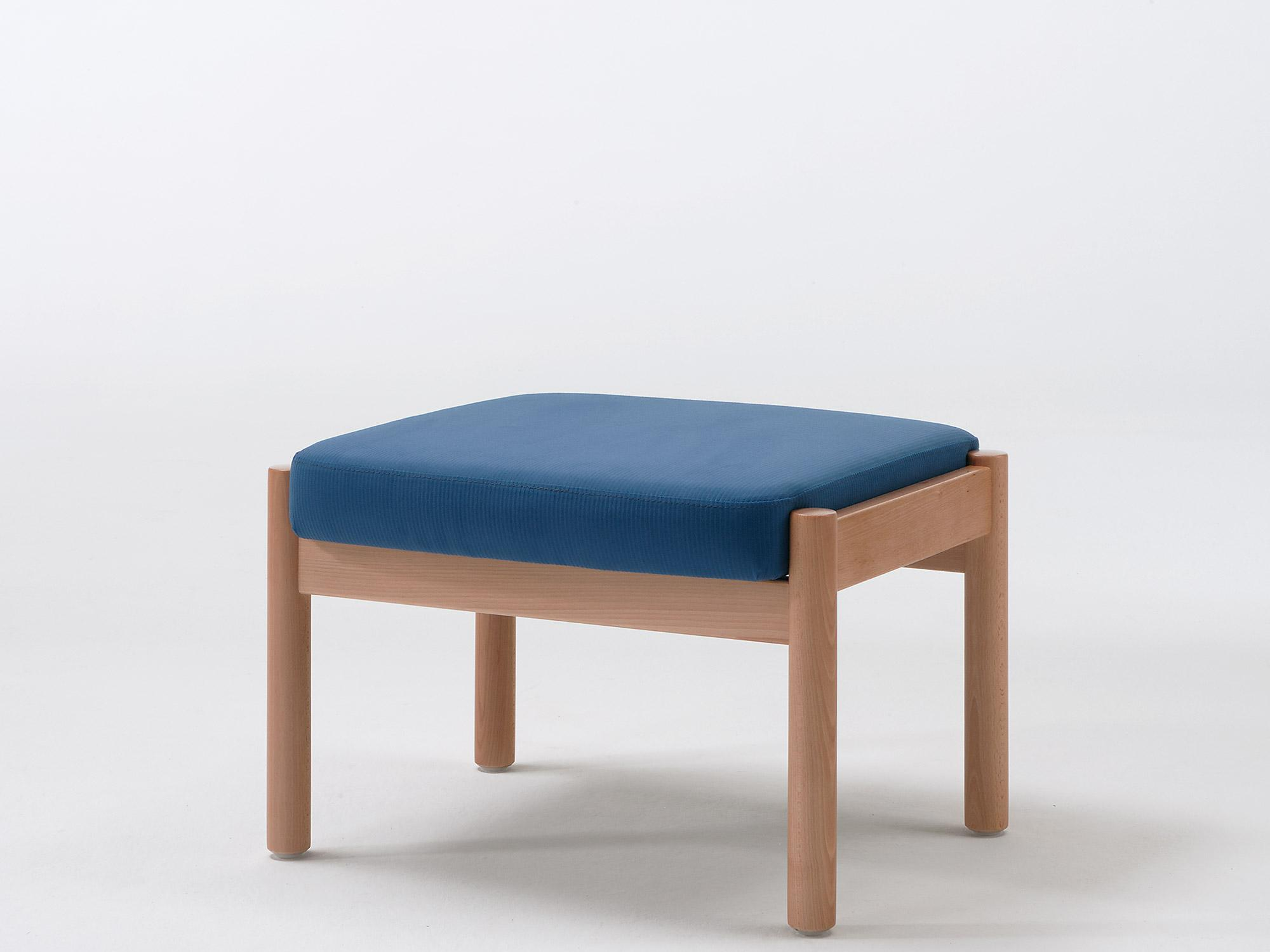 Easy chair footstool from the Primo range